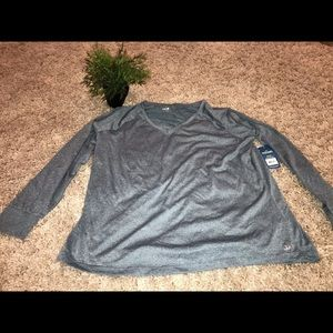 •Brand new workout long sleeve shirt•